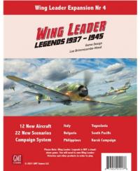 Wing Leader: Legends 1937-1945 Expansion