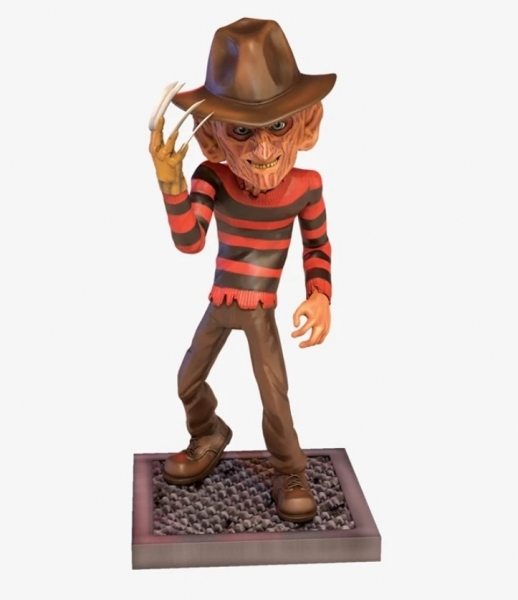 "Vinyl Terrorz: Freddy Krueger 7"" vinyl figure"