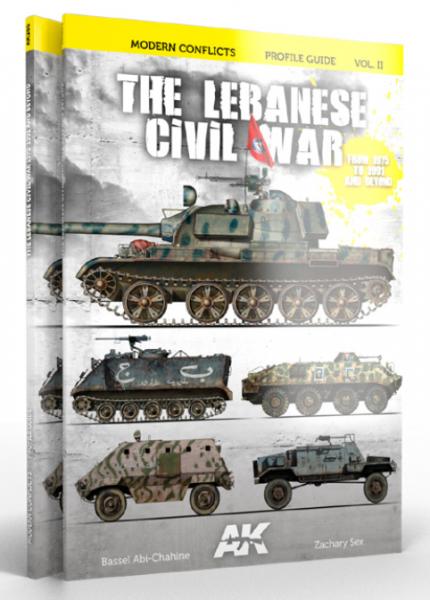 AK-Interactive: Wars In Lebanon Vol.II
