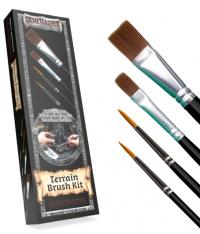 Army Painter: Gamemaster Terrain Brush Kit