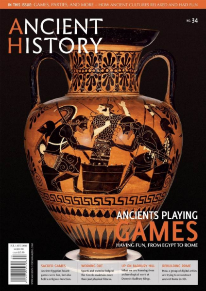 Ancient History Magazine: Issue #34