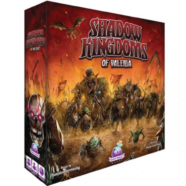Shadow Kingdoms of Valeria (Core Game)