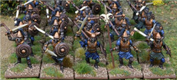 28mm Fantasy: (Oathmark) Revenant Infantry