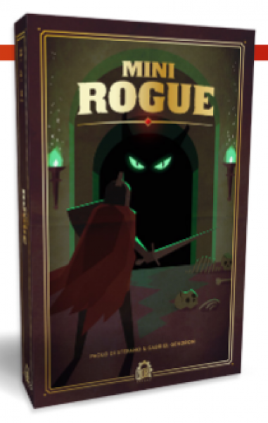 Mini Rogue: Core Game