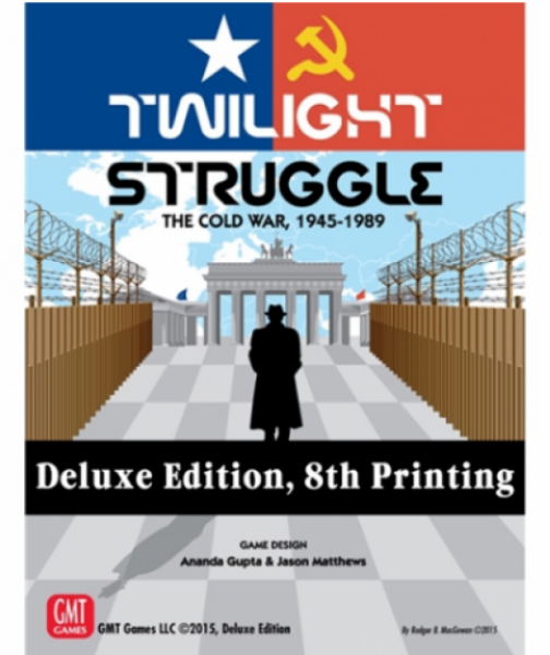 Twilight Struggle (Deluxe 8th Printing)