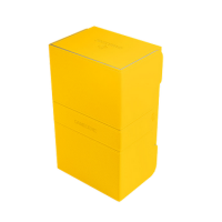 Gamegenic: Stronghold 200+ Card Convertible Deck Box - Yellow