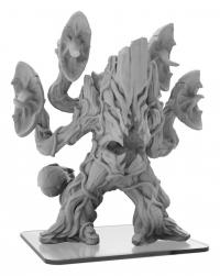 Monsterpocalypse: Stomatavorus Rex – Vegetyrants Monster (resin/metal)