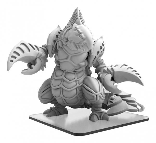 Monsterpocalypse: Karkinos – Necroscourge Monster (resin/metal)