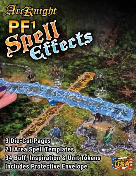 Pathfinder RPG: Spell Effects