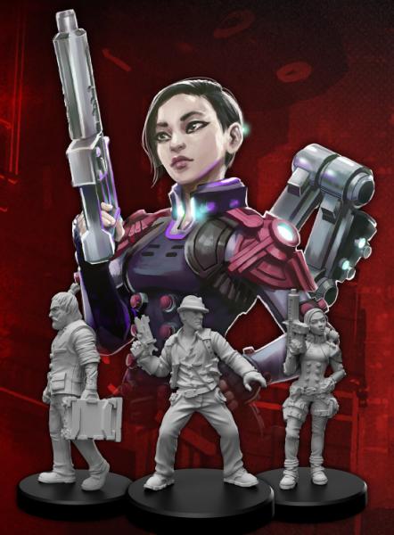 Cyberpunk Red RPG: Edgerunners E