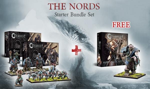 Conquest - Nords Starter Bundle Deal