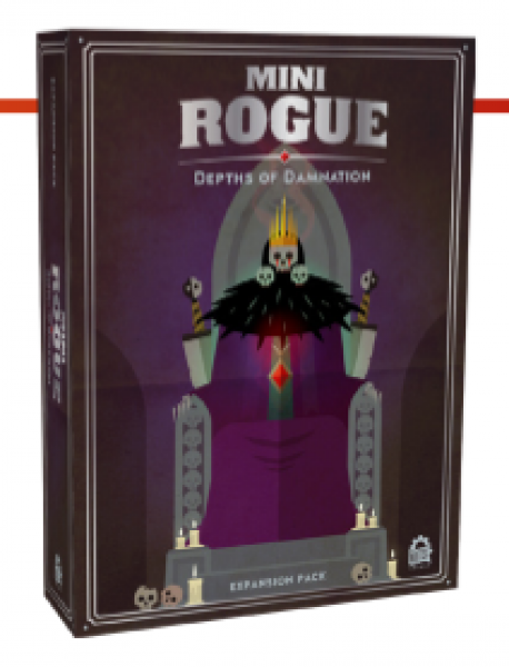 Mini Rogue: Depths of Damnation Expansion