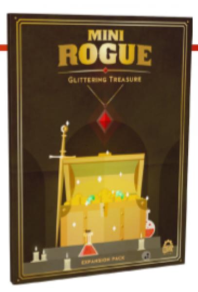 Mini Rogue: Glittering Treasure Expansion
