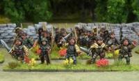 28mm Fantasy: (Oathmark) Halfling Soldiers (10)