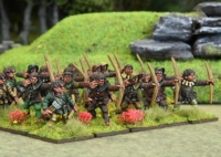 28mm Fantasy: (Oathmark) Halfling Archers (10)