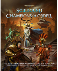 Age of Sigmar: Champions of Order