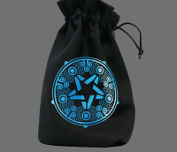Dice Accessories: Witcher Dice Pouch - Yennefer Last Wish