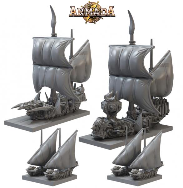 Armada: Twilight Kin Booster Fleet