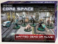 Core Space: Wanted Dead or Alive