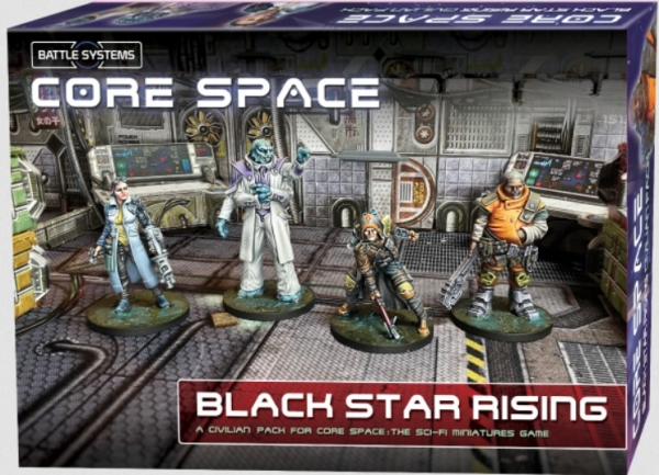 Core Space: Black Star Rising