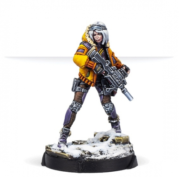 Infinity (#894): Oktavia Grimsdottir, Icebreaker Harpooner