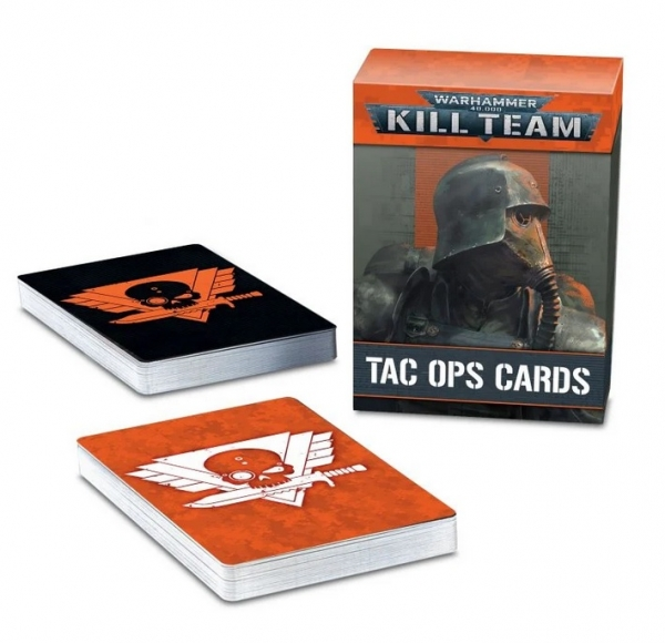 WH40K: Kill Team TAC OPS Cards