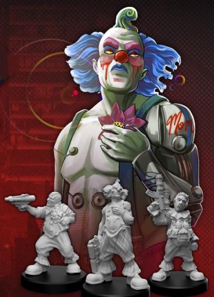 Cyberpunk Red RPG: Bozos A