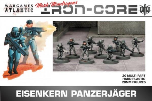 Iron-Core Eisenkern Panzerjager