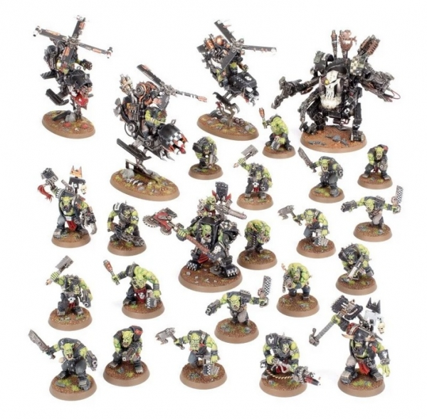 Warhammer 40K: Combat Patrol - Orks