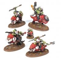 Warhammer 40K: Orks - Squighog Boyz