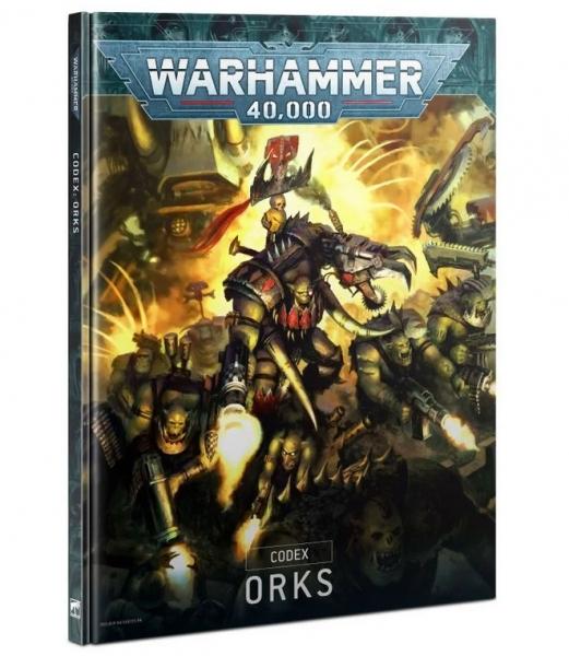 Warhammer 40K: Codex - Orks (HC) (2021)