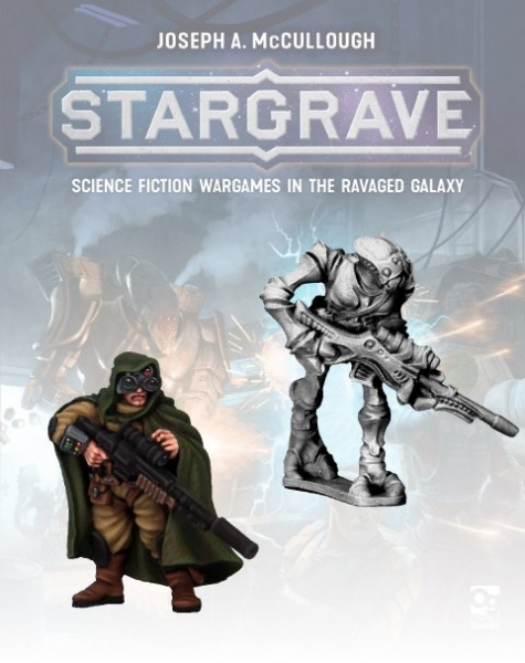 Stargrave: Specialist Soldiers - Snipers