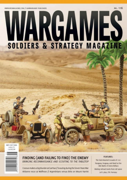Wargames, Soldiers & Strategy Magazine: Issue #116
