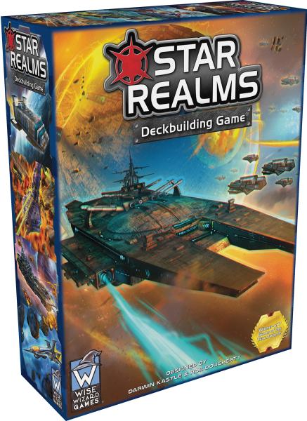 Star Realms Deck Building Game (DBG)