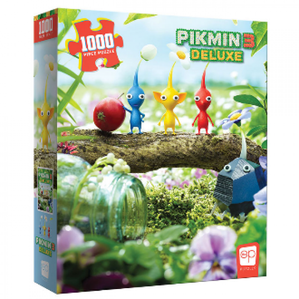''Pikmin 3 Deluxe'' 1000 Piece Puzzle