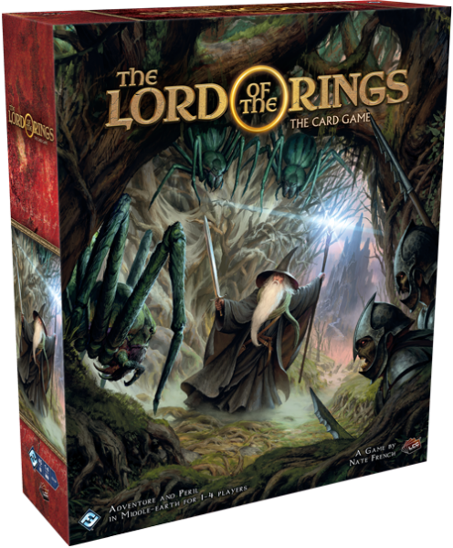 Lord of the Rings LCG: Revised Core Game Set
