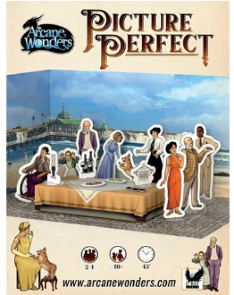Picture Perfect: 5-6 Player Expansion