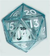 Koplow Special Dice: Assorted Double d20 (1)