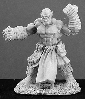 Dark Heaven Legends: Gungor, Half-orc Monk