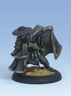 Warmachine: (Mercenaries) Gorman Di Wulfe, Rogue Alchemist