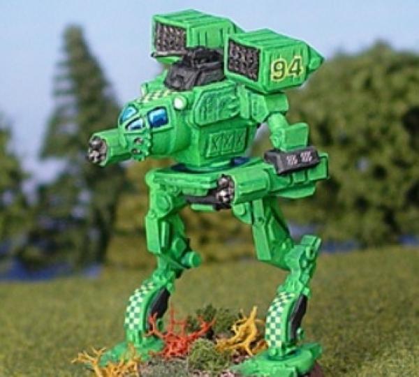 BattleTech Miniatures: Madcat III (Dark Age 1)