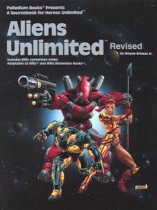Heroes Unlimited RPG: Aliens Unlimited