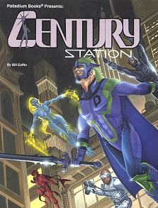 Heroes Unlimited RPG: Century Station