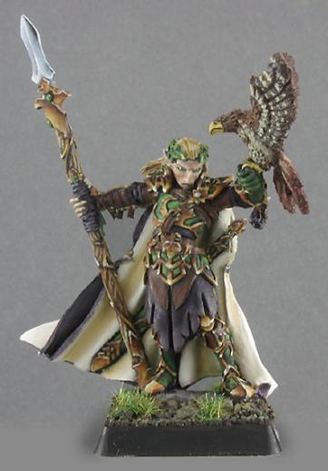 Dark Heaven Legends: Wood Elf King