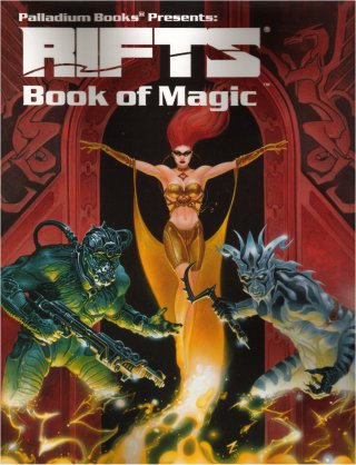 Rifts RPG Book of Magic