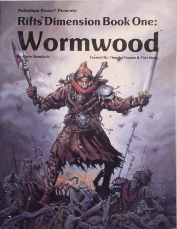 Rifts RPG Wormwood