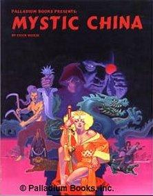 Heroes Unlimited RPG: Mystic China