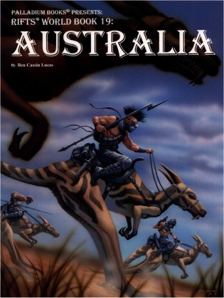 Rifts RPG World Book 19: Australia