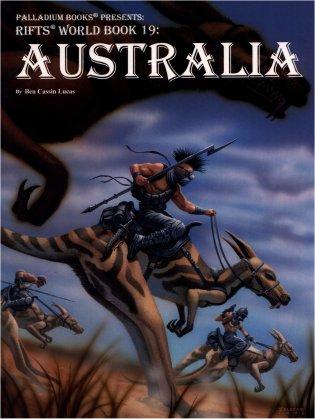 Rifts RPG World Book 19: Australia