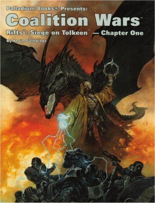 Rifts RPG Siege on Tolkeen 1: Sedition
